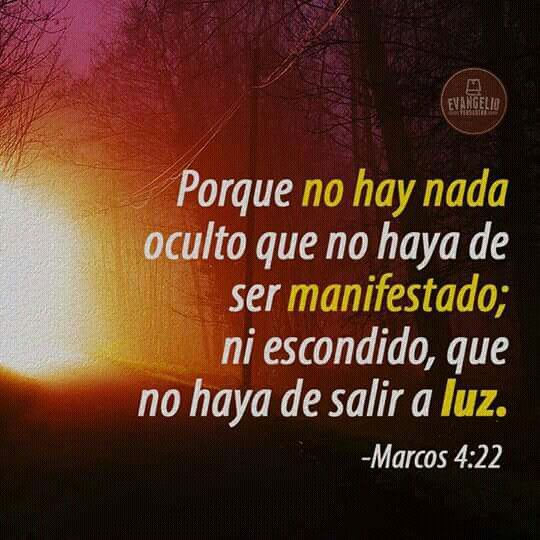 Marcos 4:22