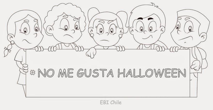 No me gusta el Halloween