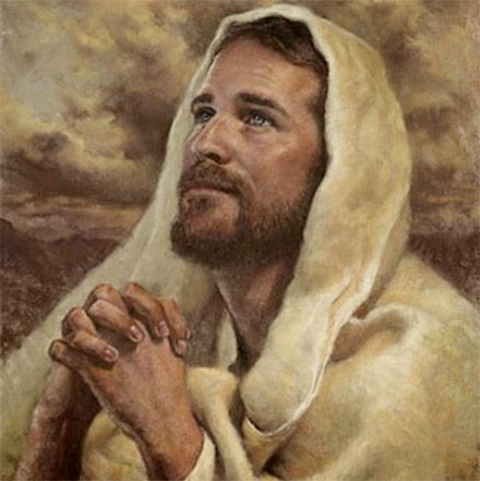 Orando el padre nuestro