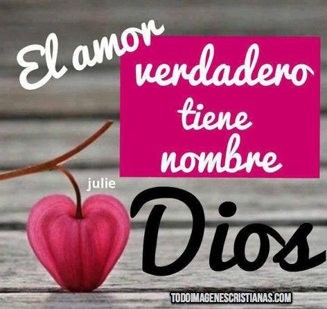 Amor es Dios