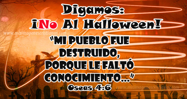 Halloween no en mi vida