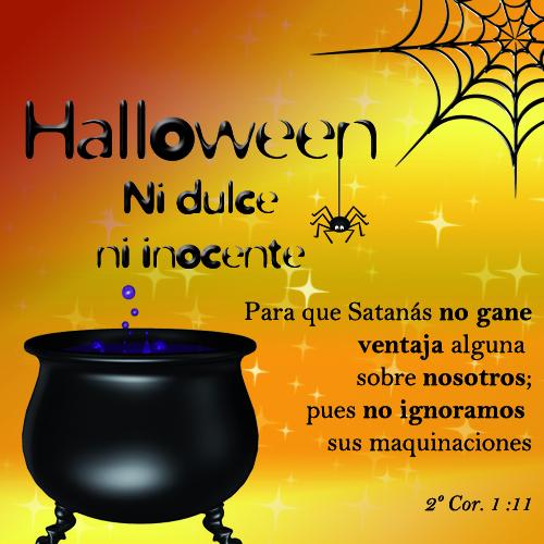 No al Halloween