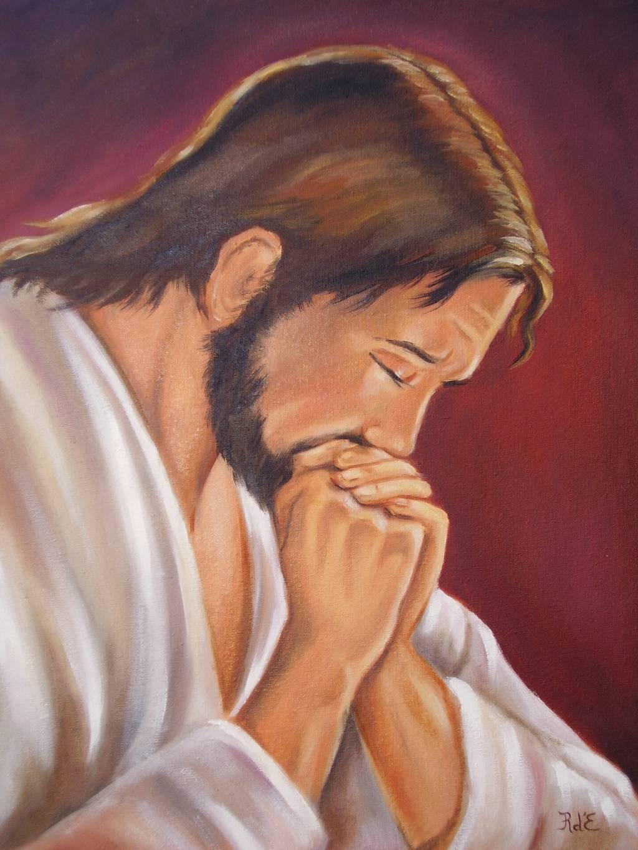 Jesus llora