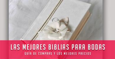 Comprar biblia para boda