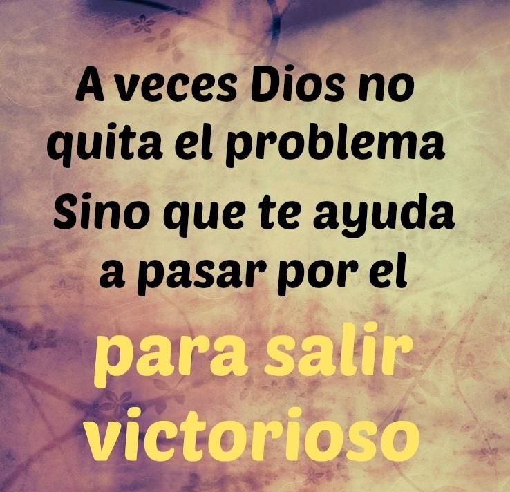 Serás victorioso