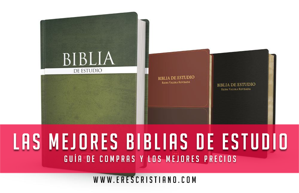 comprar biblias de estudio