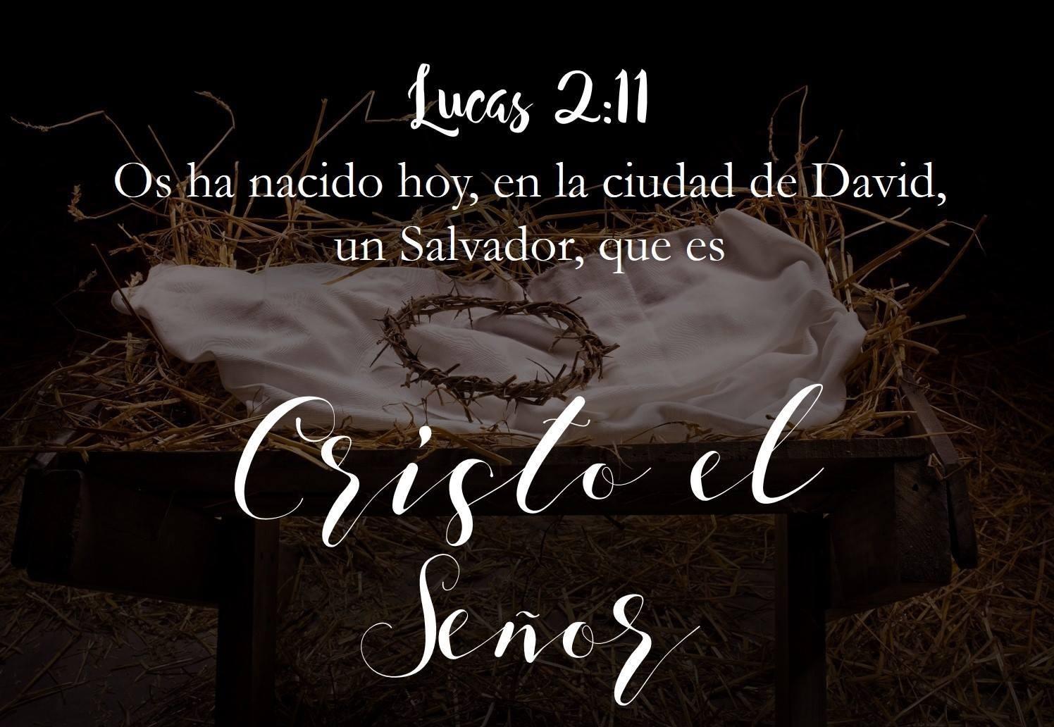 Lucas 2: 11