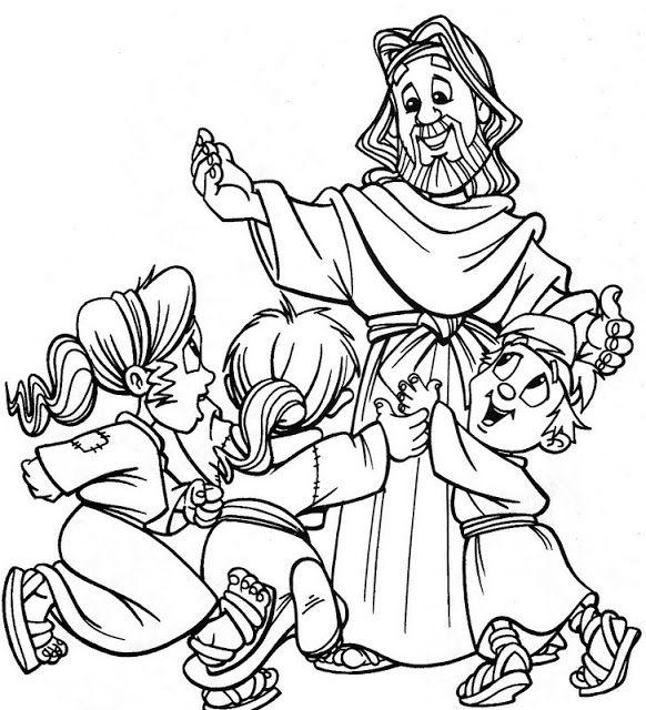 descargar dibujos de jesús