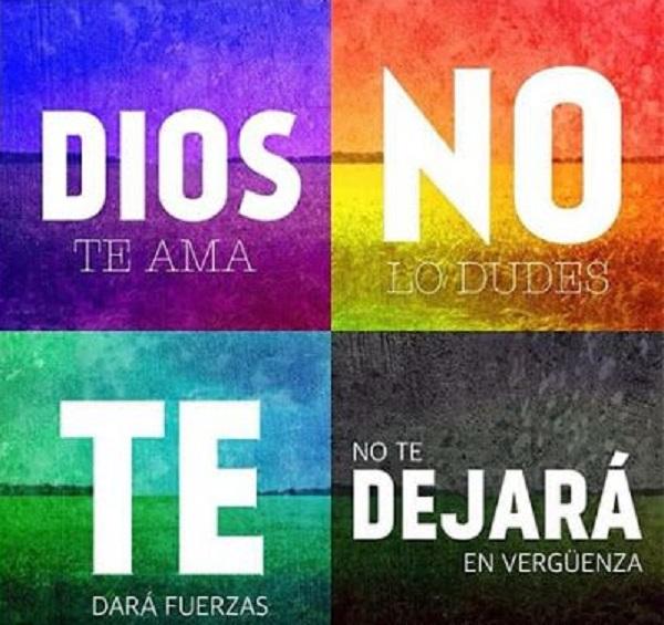 Dios no te dejará