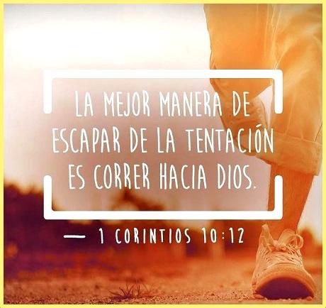 Corre hacia Dios