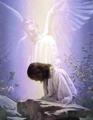 Jesus ora antes de ser crucificado