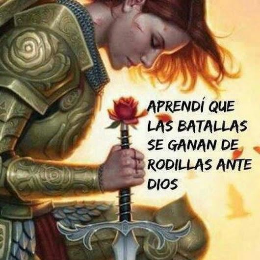 Mujeres guerreras cristianas