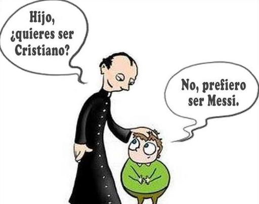 Cristiano o Messi