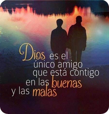Dios conmigo