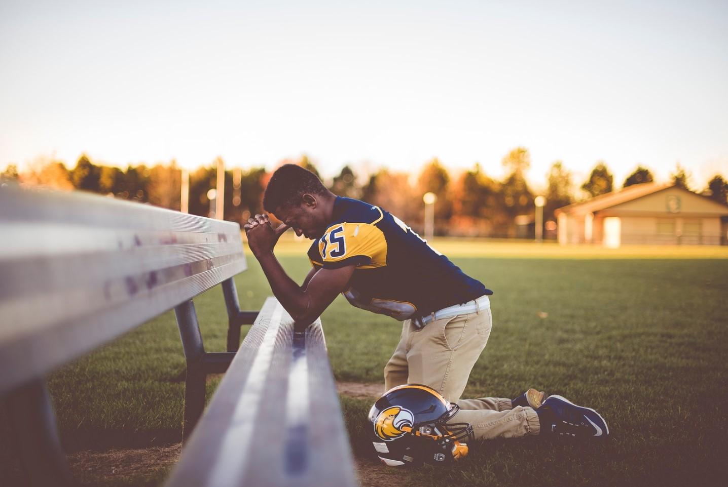 deporte y la oración