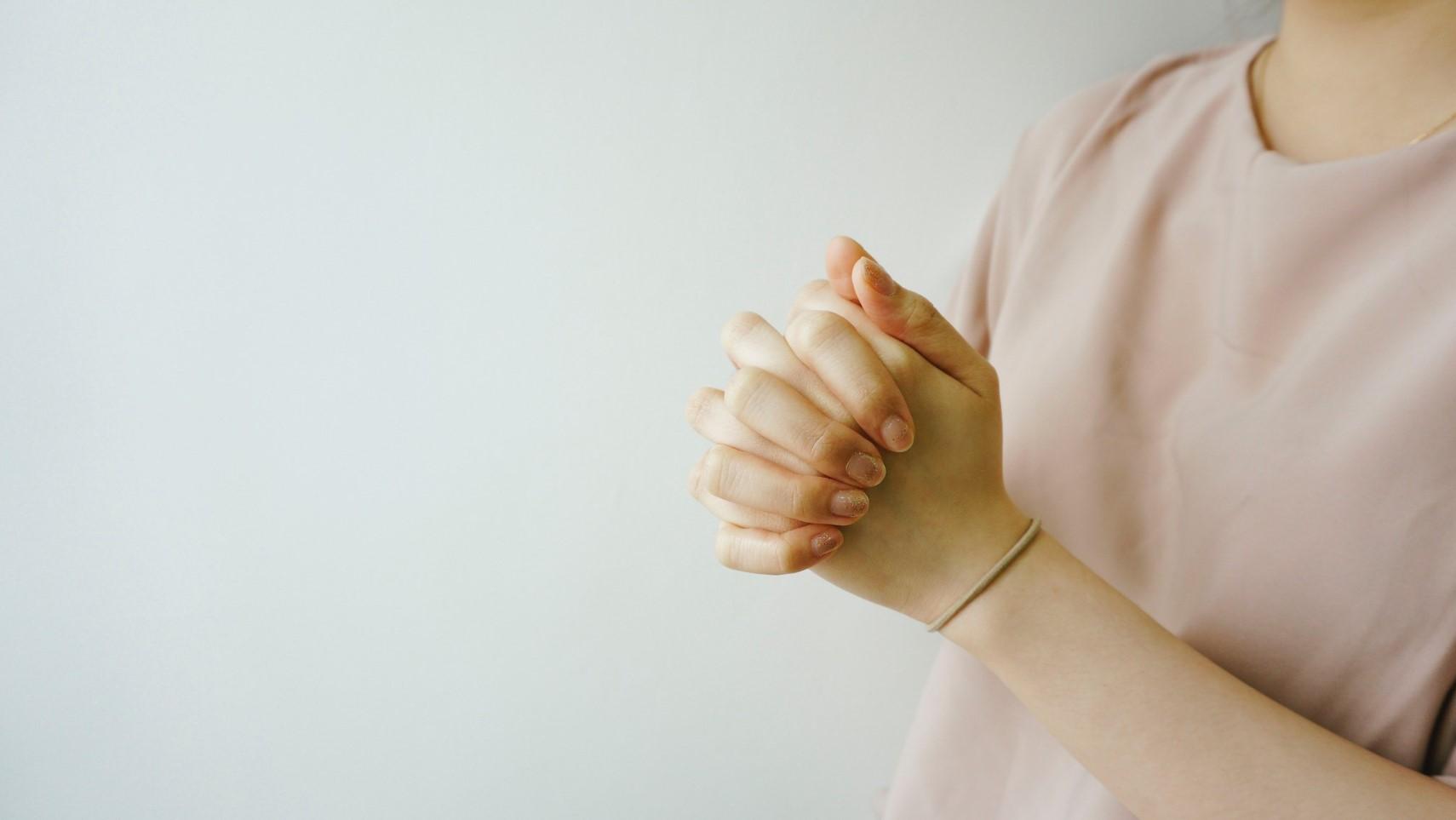 oración de una mujer cristiana