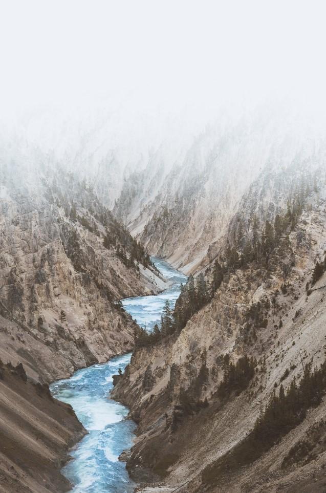 postales de montañas