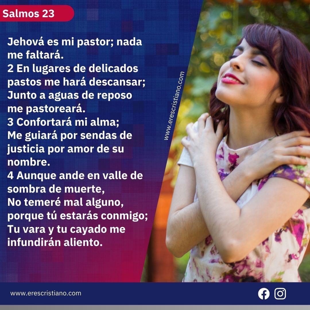 versiculos de Salmos 23