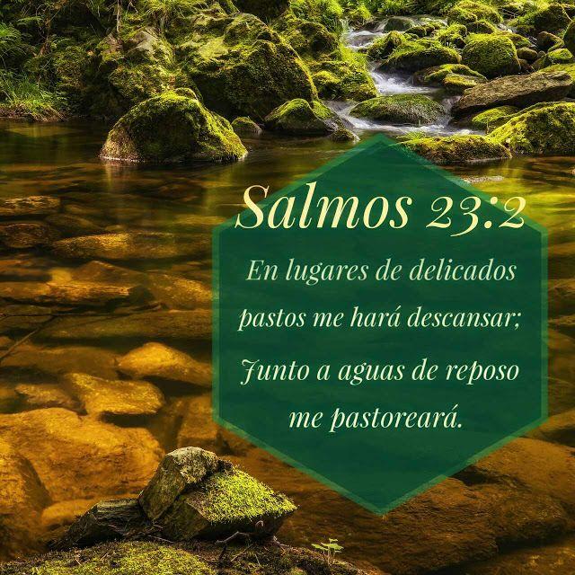 100 Imágenes Cristianas De Salmo 23 Para Bendecir
