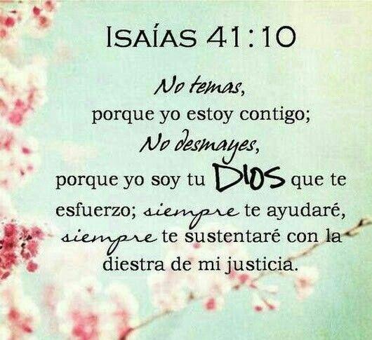 100 Imágenes Cristianas Isaias 41 10 No Temas Yo Estoy