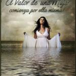 Caminando entre el agua
