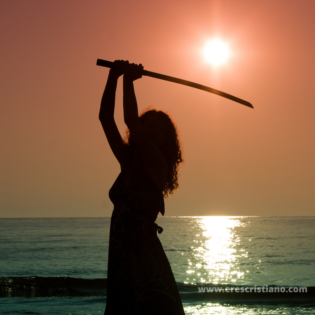 imágenes de mujeres guerreras de luz