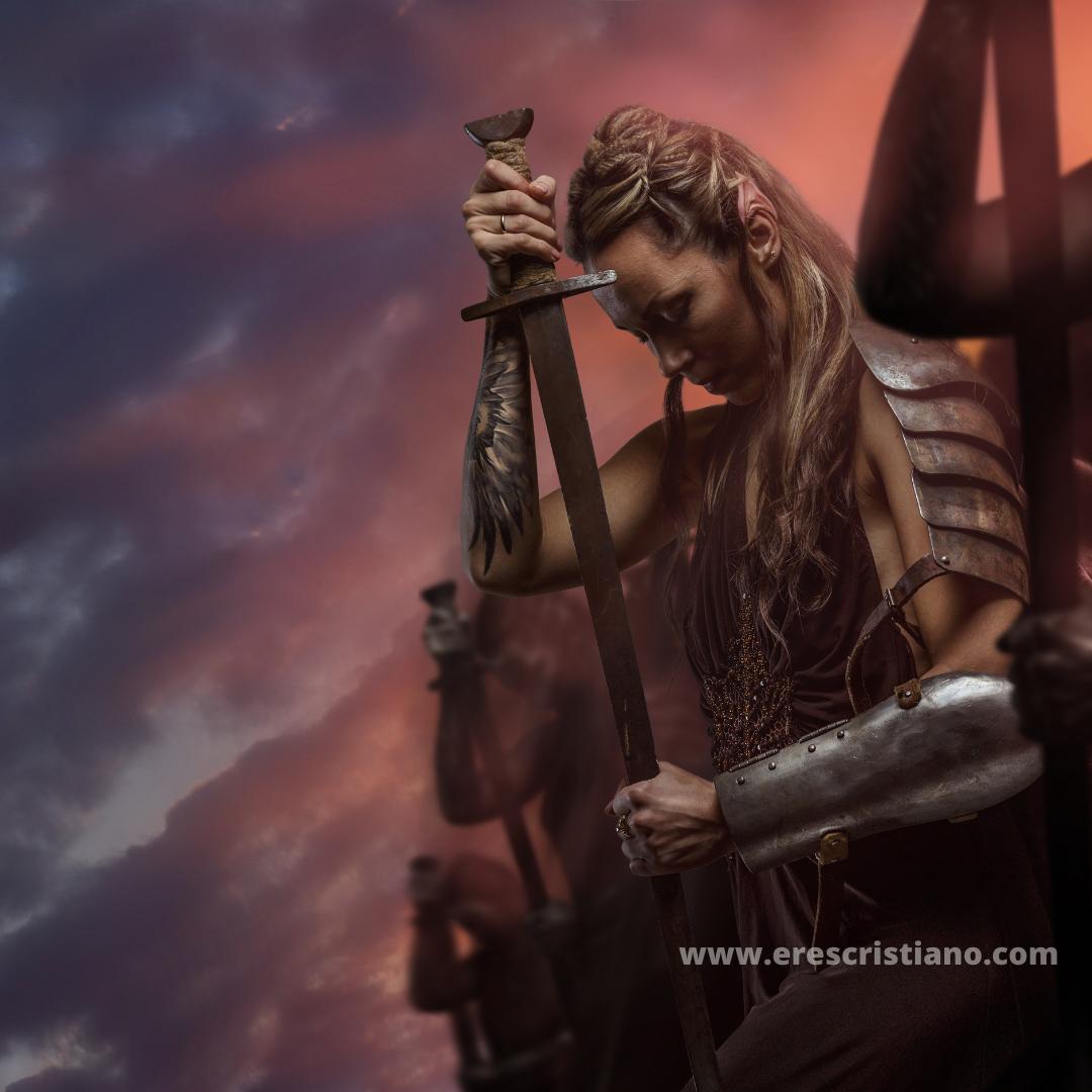 imágenes de mujeres valientes y guerreras