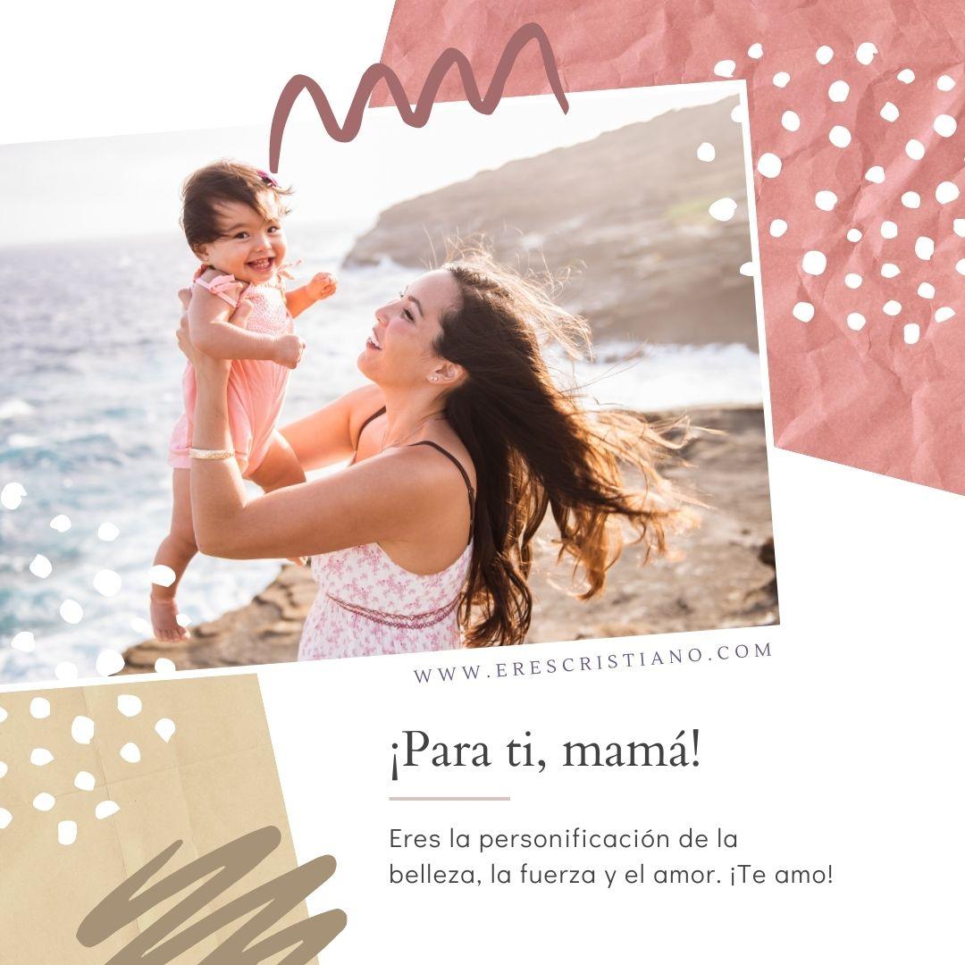 frases para felicitar a mamá