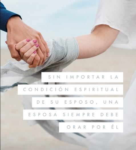 oración por esposo