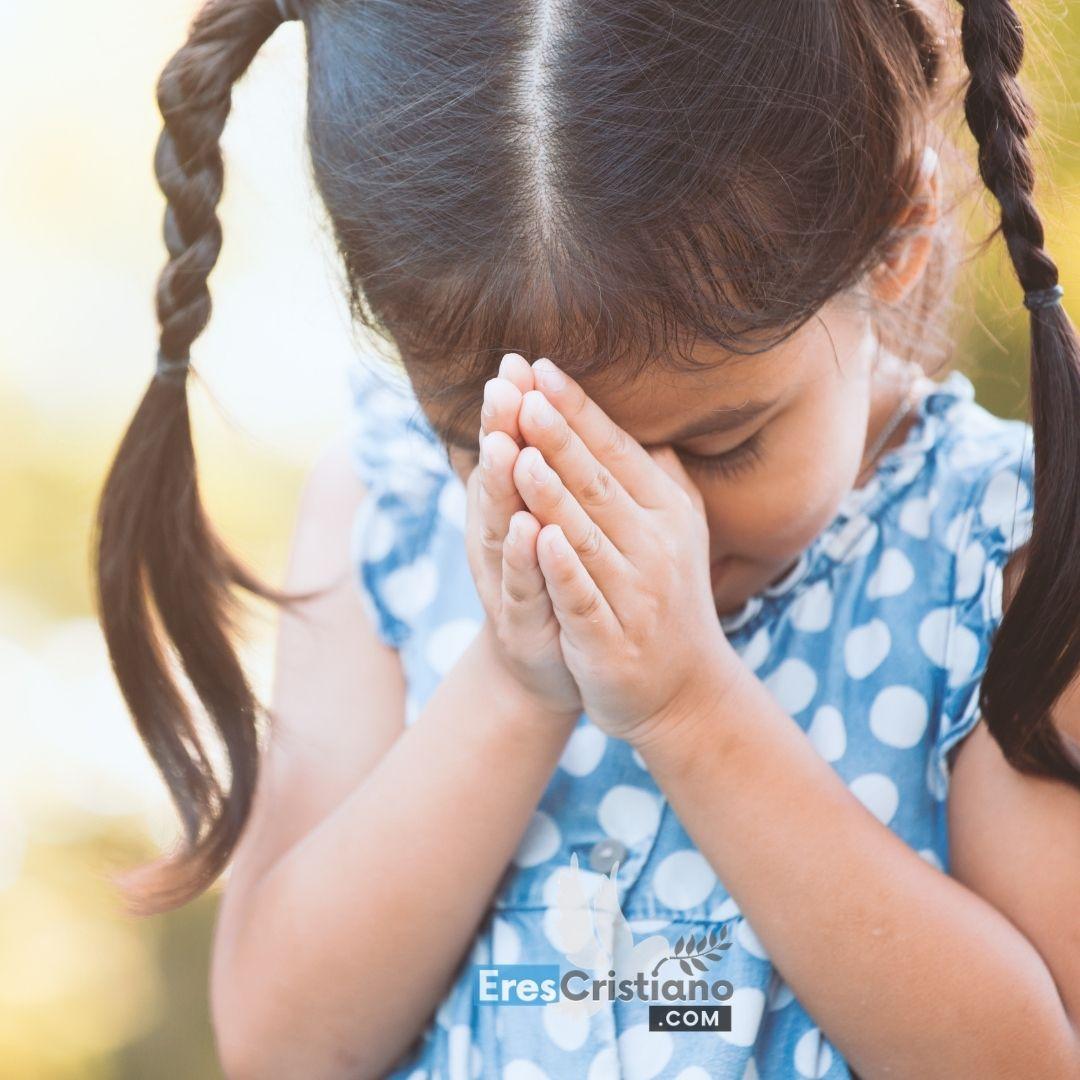 oraciones niños
