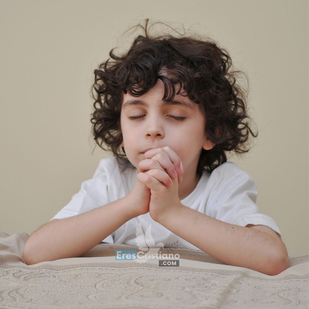 oraciones niños para dormir