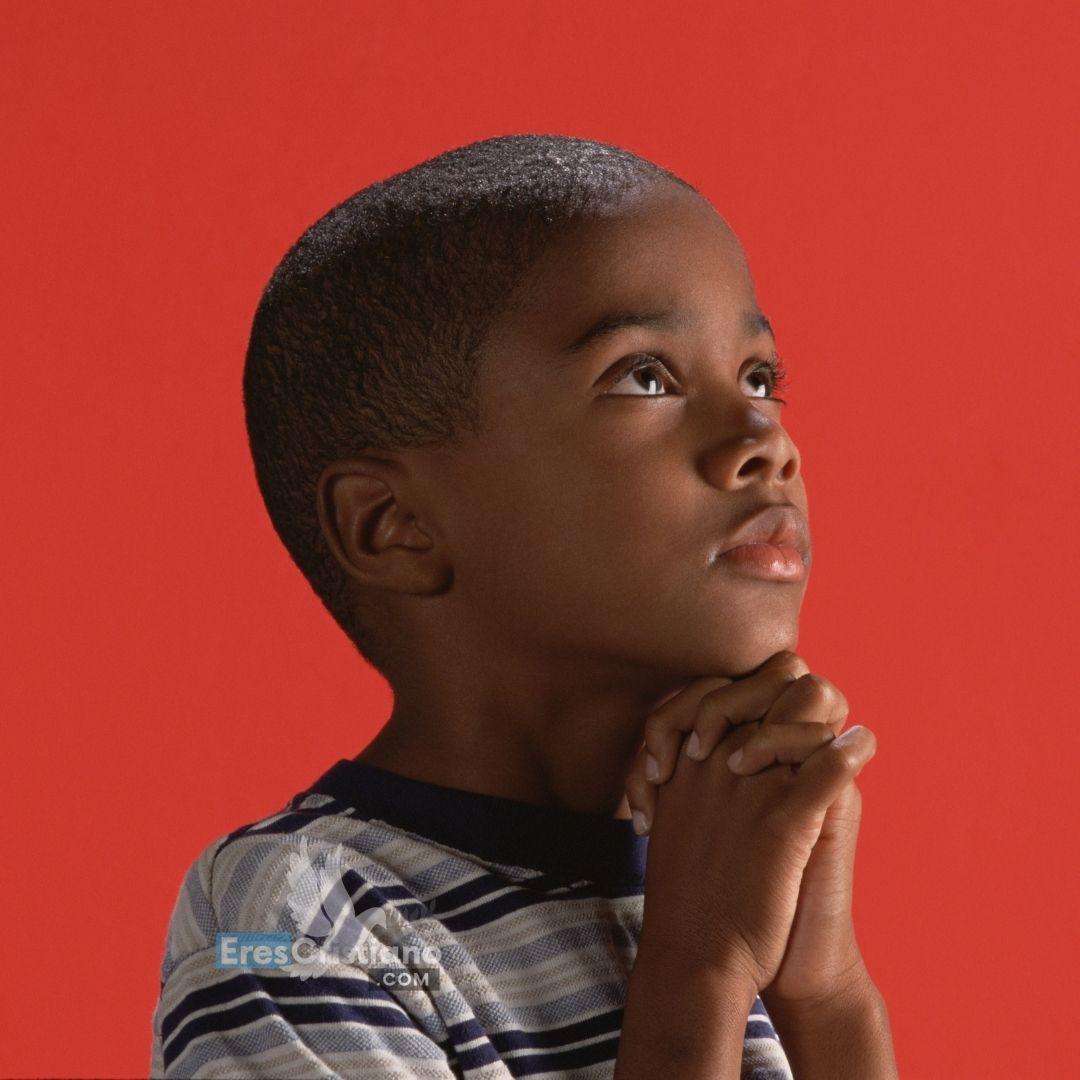 oracion de niños para la noche