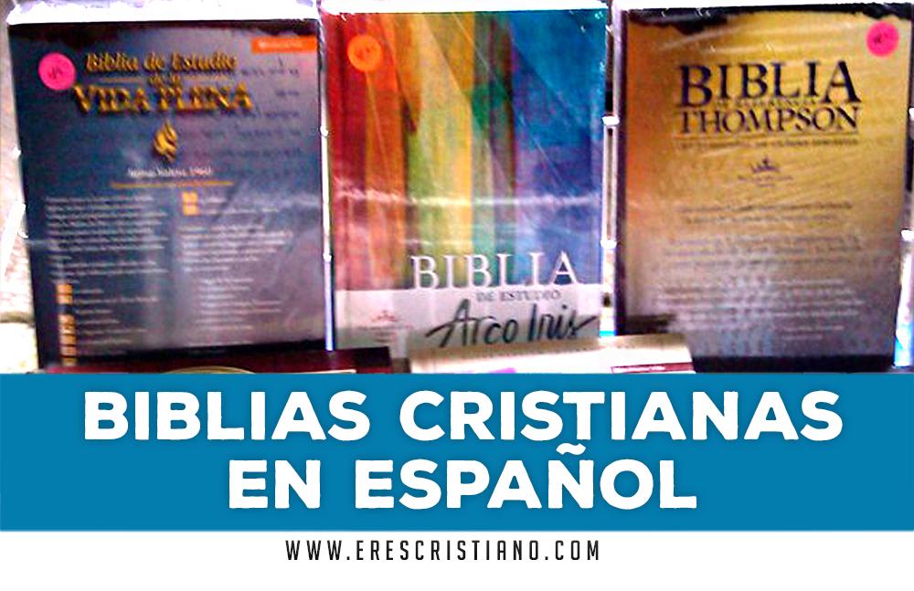 comprar biblias cristianas en oferta
