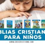 venta de biblias para niños