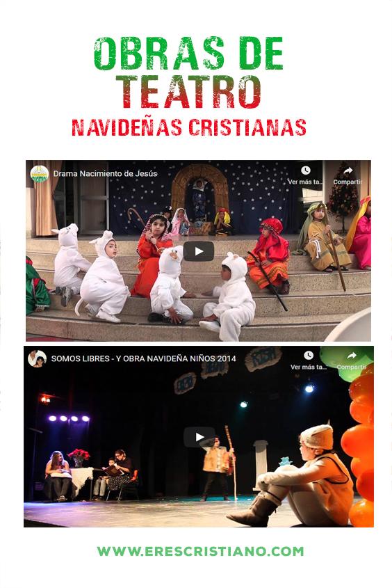 obras de teatro cristianas para navidad