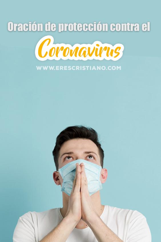 oración y rezar contra el coronavirus