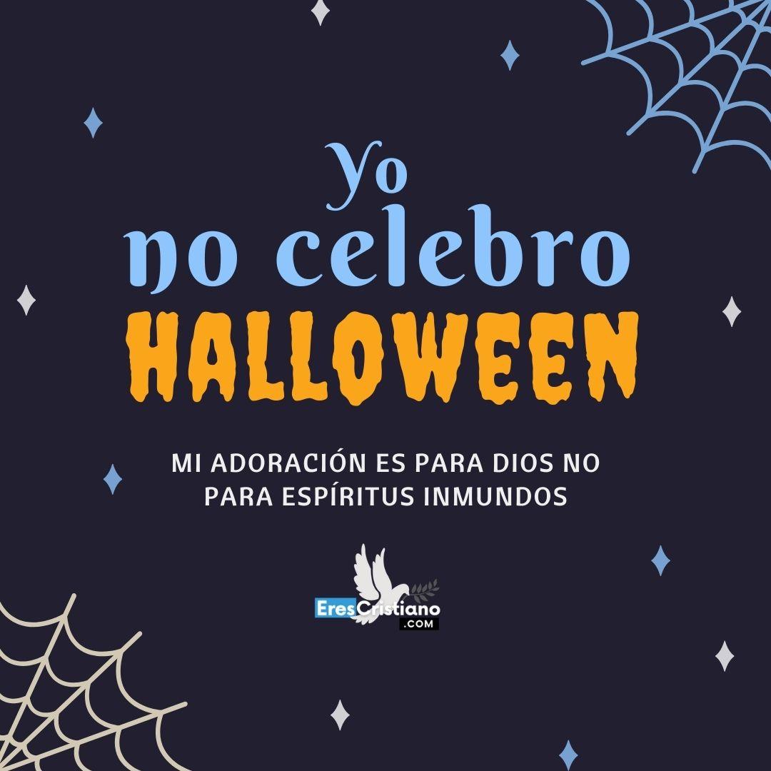 afiches de no al halloween