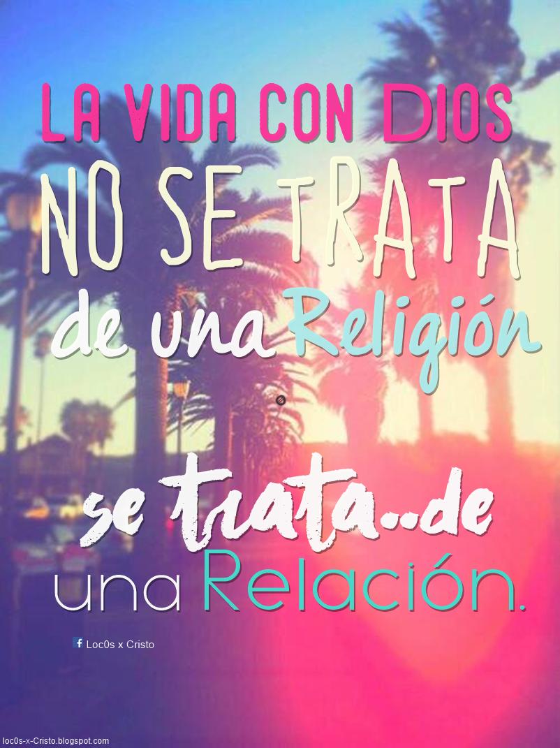 Dio no es religión
