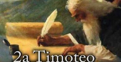 Audio libro 2 Timoteo