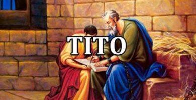 Audio libro Tito