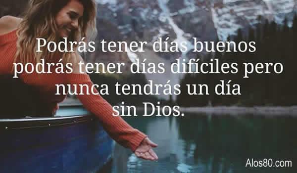 Jamás sin Dios