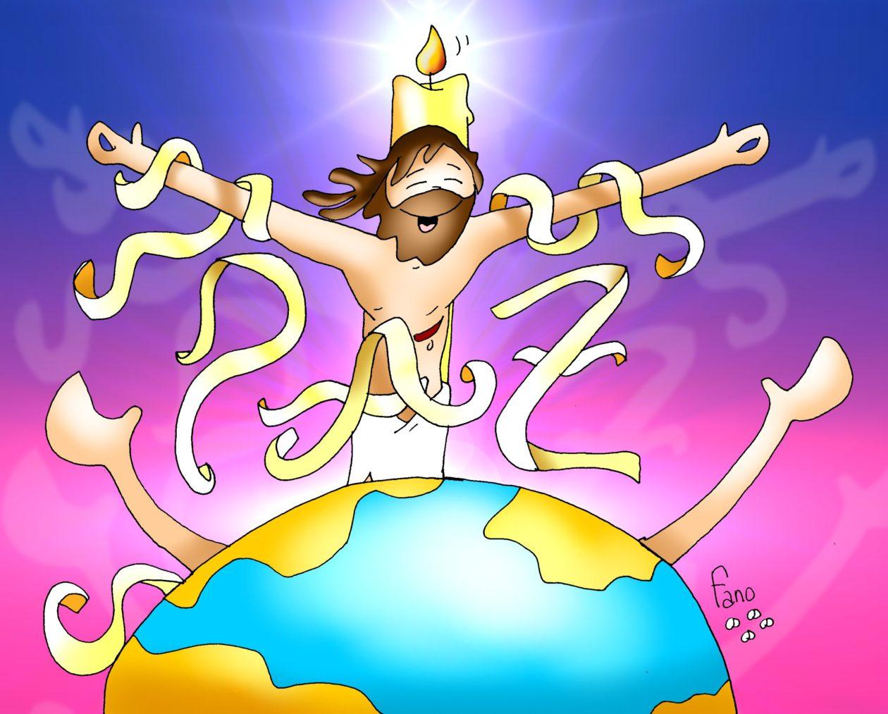 Jesús venció