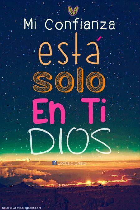 Solo en Dios