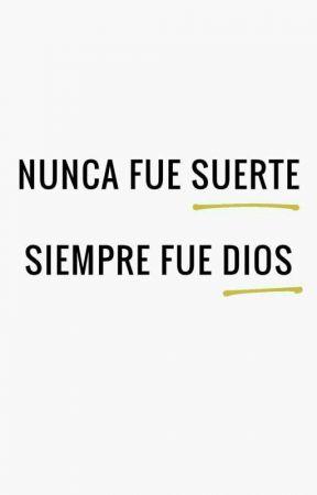 Siempre es Dios