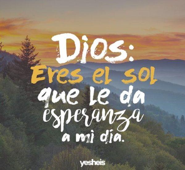 Dios es todo