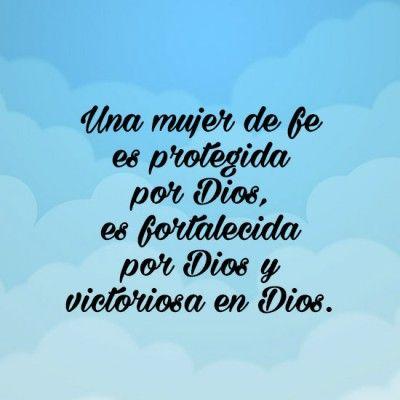 Tengo victoria en Dios