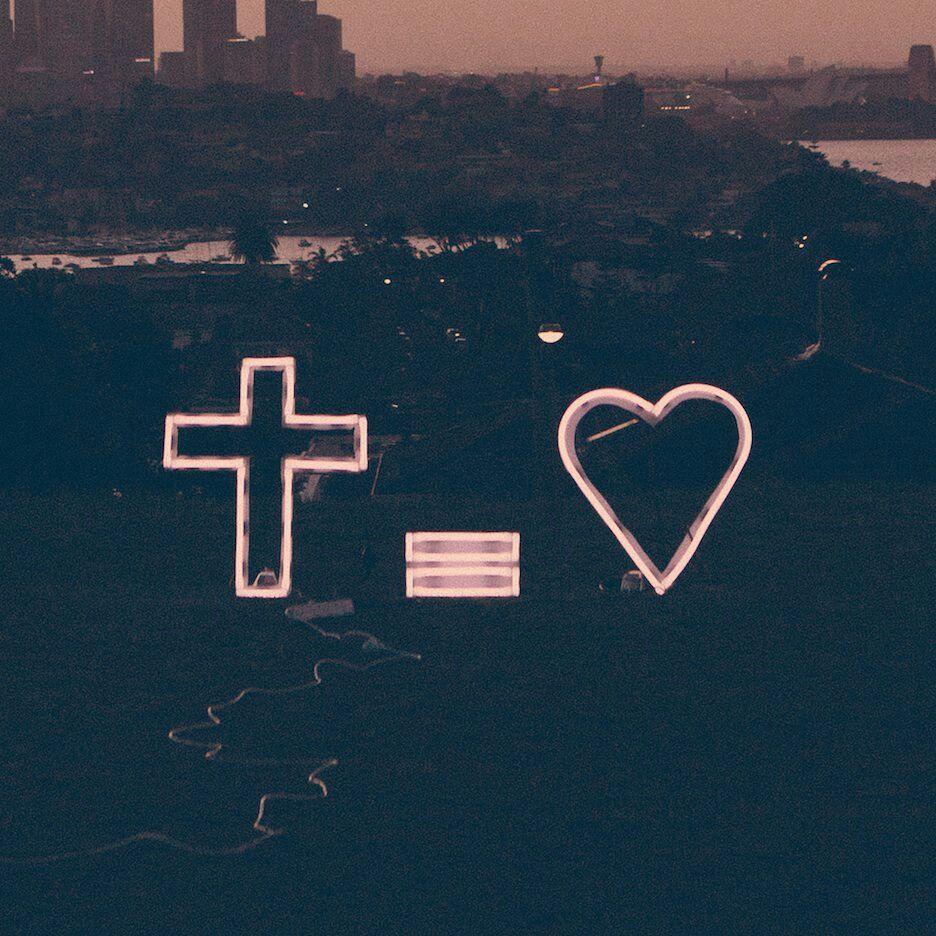 Es igual a amor