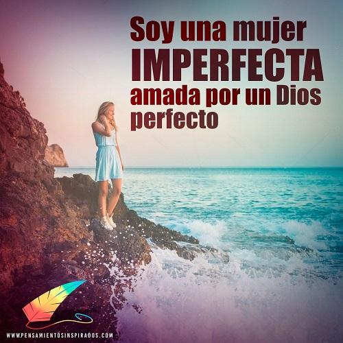 Eres perfecta con Dios
