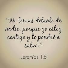 Jeremías 1.8