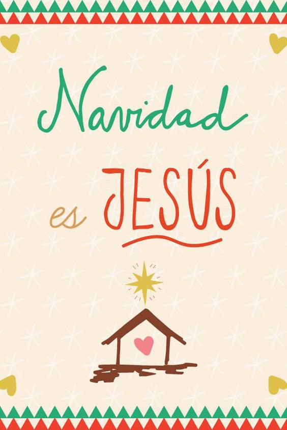 imagenes cristianas deseando feliz navidad